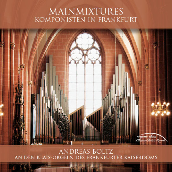Mainmixtures - Komponisten in Frankfurt organo phon