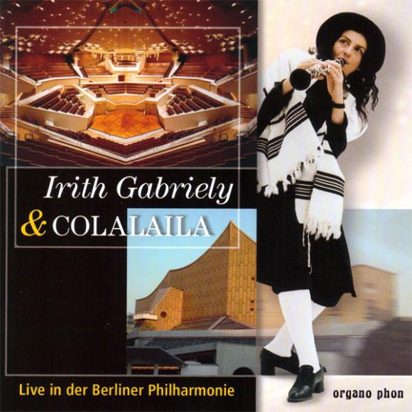Irith Gabriely Colalaila organo phon