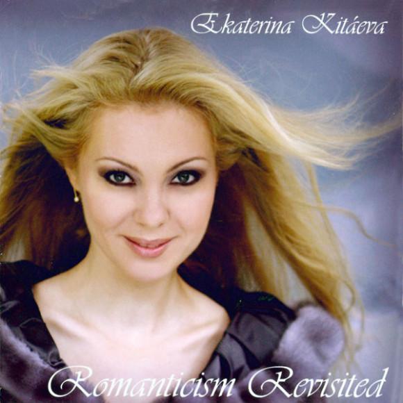 Romanticism Revisted Ekaterina Kitáeva organo phon
