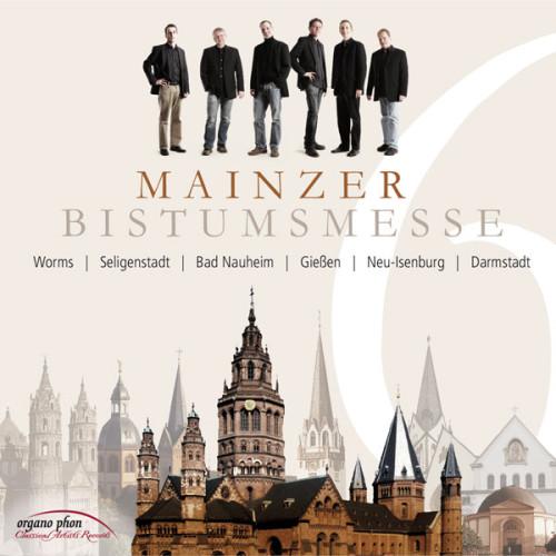 Mainzer Bistumsmesse organo phon