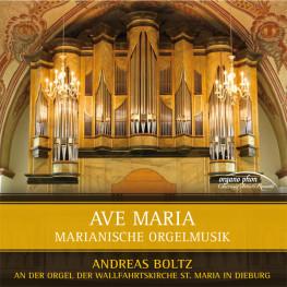 Ave Maria Marianische Orgelmusik Organo Phon