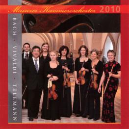 2010 Mainzer Kammerorchester organo phon