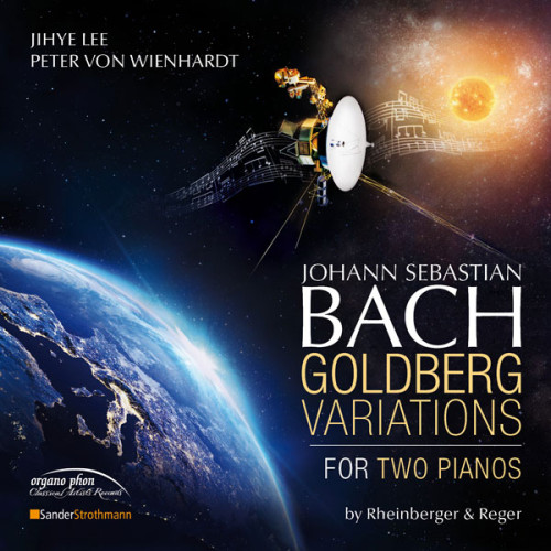 Bach Goldberg Variations organophon