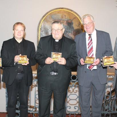 Benefiz-CD für die Dieburger Wallfahrtskirche organo phon