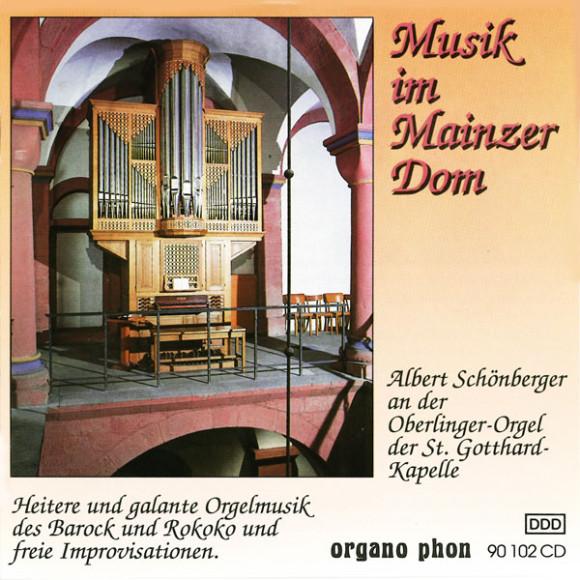 Musik im Mainzer Dom organo phon