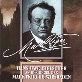 Max Reger Hans Uwe Hielscher organo phon