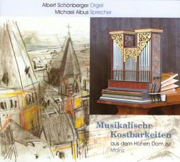 Musikalische Kostbarkeiten Albert Schönberger organo phon