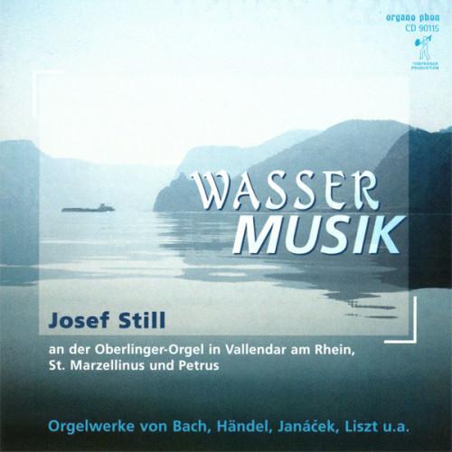Wassermusik Josef Still organo phon