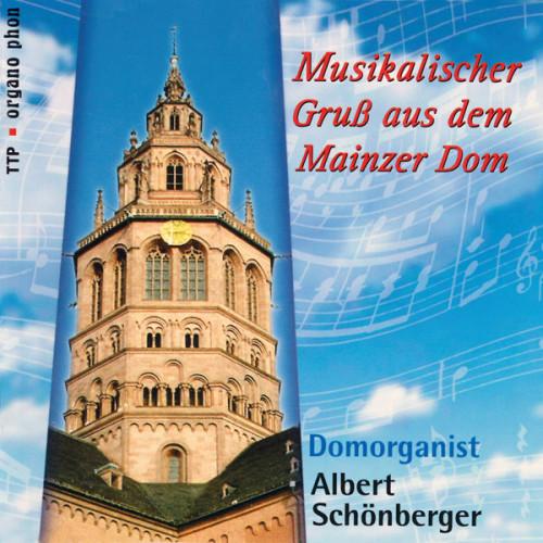 Musikalischer Gruß aus dem Mainzer Dom organo phon