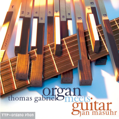 organ meets guitar Thomas Gabriel Jan Masuhr organo phon
