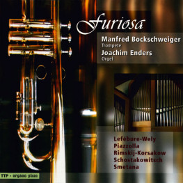 Furiosa Manfred Bockschweiger Joachim Enders organo phon