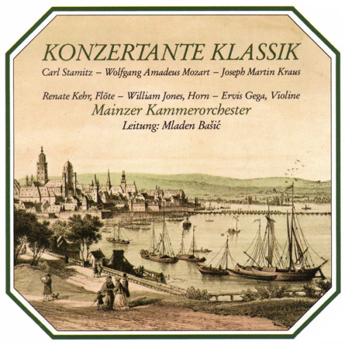 Konzertante Klassik Mainzer Kammerorchester organo phon