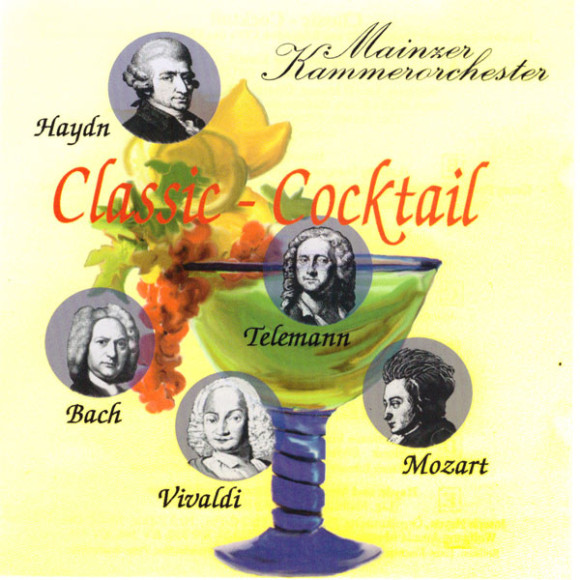 Classic Cocktail Mainzer Kammerorchester organo phon