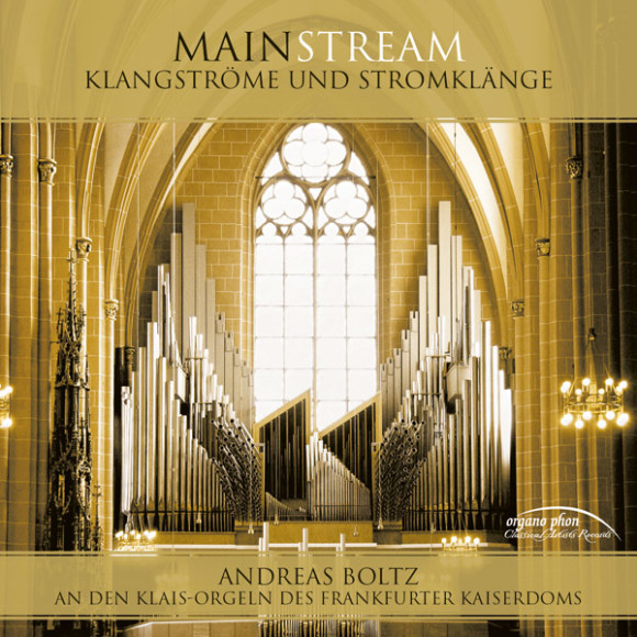 Mainstream Klangströme und Stromklänge Andreas Boltz organo phon