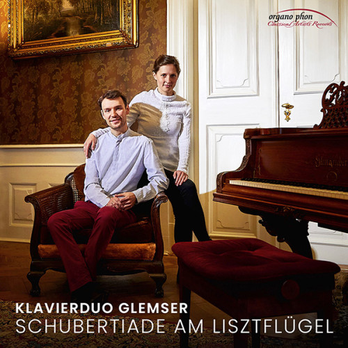 Klavierduo Glemser – Schubertiade am Lisztflügel